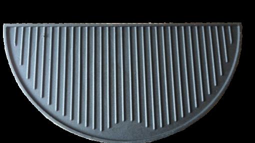 Tvåsidig gjutjärnsplatta