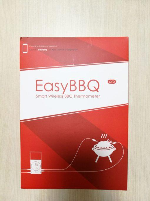 Easy BBQ kamado termometer