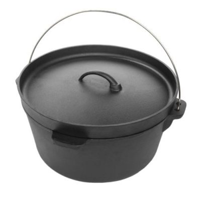 Kamado SUMO Cast Iron Pot