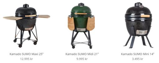 En översikt över Kamado SUMO och dess funktioner