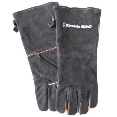 Grill glove leather (1)